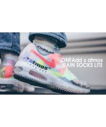 atmos/オンファッド アトモス レインソックス ライト/503366032