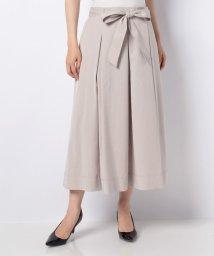 Giornea/【特別提供品】リボンベルト付きスカート/503337459