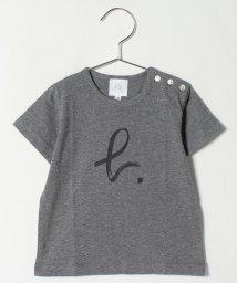 agnes b. ENFANT/SY69 L TS ベビー b. ロゴTシャツ/503359051