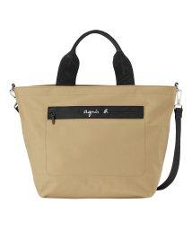 agnes b. Voyage/PAS07-01 2way トートバッグ/503361194