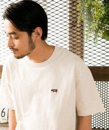 ALWAYS GOOD TIME NEW BASIC STORE/NORMANBROS(ノーマンブロス)BBQ刺繍Tシャツ/503363184
