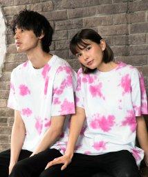 ALWAYS GOOD TIME NEW BASIC STORE/NEWHATTAN(ニューハッタン)半袖タイダイTシャツ/503363188