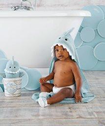 Baby Aspen/Baby Aspen ベビーアスペン ベビーバスギフト 3点セット ブルー シャーク/503369099