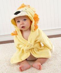 Baby Aspen/Baby Aspen ベビーアスペン フード付きベビーバスローブ ライオン/503369102