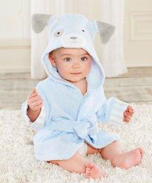 Baby Aspen/Baby Aspen ベビーアスペン フード付きベビーバスローブ ドッグ/503369108