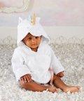Baby Aspen/Baby Aspen ベビーアスペン フード付きベビーバスローブ ユニコーン/503369110
