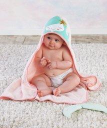 Baby Aspen/Baby Aspen ベビーアスペン フード付きベビーバスタオル マーメイド/503369114