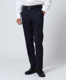 TAKEO KIKUCHI/【Sサイズ~】シャイニーヘリンボンストライプパンツ/503369143