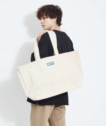 ABAHOUSE/【DISCUS】194806 CANVAS TOTE L ユニセックス キャンバ/503370426
