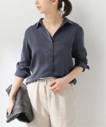 Spick & Span/【ST.AGNI】ベルシルクシャツ/503370628