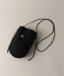 PULP/【吉岡衣料店 / ヨシオカイリョウテン】DRAWSTRING BAG S W/CONCHO/503370672