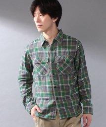 B.C STOCK/メルトン リバーシブルシャツ/503370851