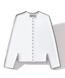 agnes b. FEMME/GX90 PIN カーディガンプレッション モチーフピンバッジ/503326014