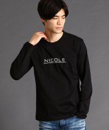 HIDEAWAYS NICOLE/ダブルシルケット長袖カットソー/503350937