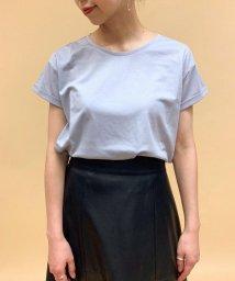 fredy emue/袖ロールアップTシャツ/503361457