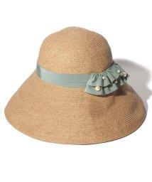 LANVIN en Bleu(accessories)/ペーパーパールセーラー ハット/503364427