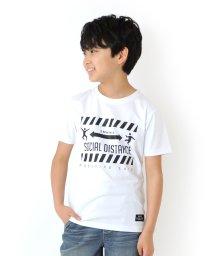 GLAZOS/天竺・ピクトグラム半袖Tシャツ/503371594
