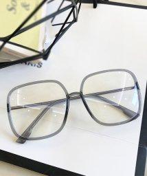 miniministore/サングラス レディース クリア アクセサリー 眼鏡 おしゃれ 四角 小顔効果 シンプル 新作 韓国風 透明/503371644