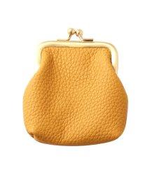 cream dot/コロンと可愛い本革製がま口ミニウォレット/503371686