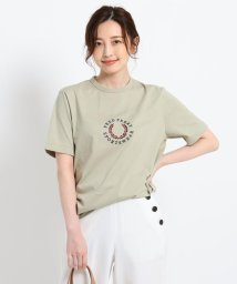 Dessin/FRED PERRY 刺しゅうTシャツ/503371802