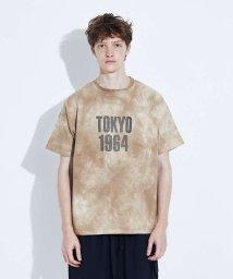 ABAHOUSE/【REMI RELIEF】TOKYO 1964  タイダイ 半袖Tシャツ/503371872