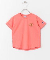 URBAN RESEARCH DOORS(Kids)/Champion×DOORS カラーTシャツ(KIDS)/503372410