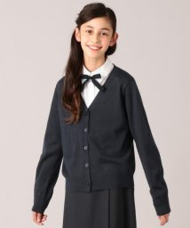 KUMIKYOKU KIDS/【150-170cm】ウールアクリルカーディガン/503373524