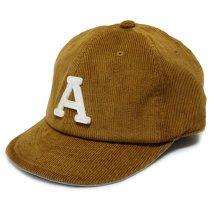 PENNANT BANNERS/帽子 キャップ メンズ コーデュロイ ショートブリム ベースボールキャップ 短いツバ PENNANTBANNERS/503029719