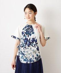 FURIFU/【ビビデリボン】ひらひらTシャツ/503282354
