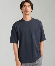 green label relaxing/CSM ソフトツイル クルーネック 半袖 Tシャツ カットソー/503331842