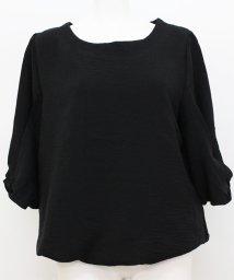 Primeira classe/袖と裾がバルーンのサラサラカットソー/503344262