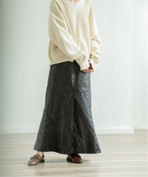 NOBLE/《予約》【MIHOKO SAITO】 マキシマーメードスカート◆/503360008