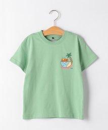 green label relaxing (Kids)/〔別注〕MEI(メイ)× cleofus TEE/503360372