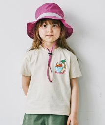 green label relaxing (Kids)/〔別注〕MEI(メイ)× cleofus TEE/503360372