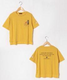 Lovetoxic/透かしチェリーメッシュポケットTシャツ/503362105