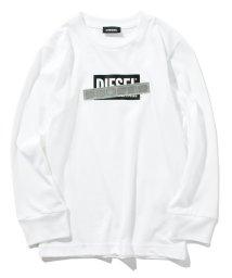 DIESEL/DIESEL(ディーゼル)Kids & Junior ロングTシャツ/ロンT/カットソー【正規輸入品】/503374150