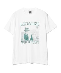 BEAMS MEN/Good Morning Tapes / Legalize Witchcraft Tシャツ/503374157
