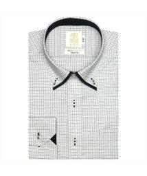 BRICKHOUSE/ワイシャツ 長袖 形態安定 マイタードゥエボットーニボタンダウン スリム/503374239