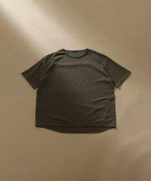 ITEMS URBANRESEARCH/5分袖TCポンチビックTシャツ/503374288
