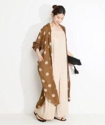 VERMEIL par iena/ランダムドットシャツワンピース◆/503375046
