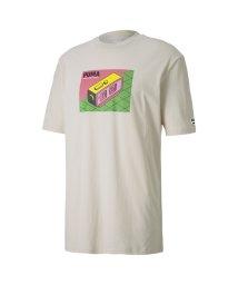 PUMA/ダウンタウン DOWNTOWN グラフィック 半袖 Tシャツ/503375461