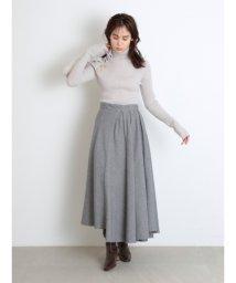 SNIDEL/アシメントリーデザインスカート/503375590