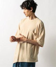 JOURNAL STANDARD/【DAYS × FILL THE BILL 】 AssinmetricDyeing Tee/503375789