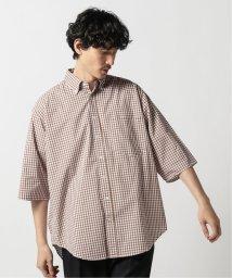 JOURNAL STANDARD relume Men's/FAT ボタンダウン ハーフシャツ/503376070