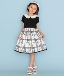 KUMIKYOKU KIDS/【110-14cm】リボンレースドレス ワンピース/503376185