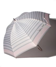 "LANVIN en Bleu(umbrella)/LANVIN en Bleu 傘 ""ボーダーリボン""/502931650"