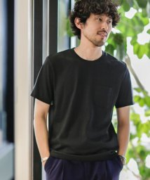 nano・universe/《WEB限定》《汗染み防止》Anti Soaked ヘビークルーネックTシャツ/503137582