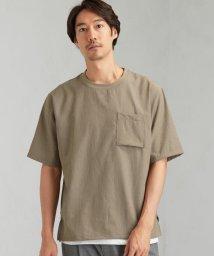 green label relaxing/SC ドライ タンクトップ レイヤード クルーネック Tシャツ < 機能性 / 吸水速乾 > #/503327901