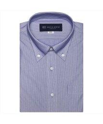 BRICKHOUSE/ワイシャツ 半袖 形態安定 ビズポロ ニットシャツ メンズ/503376677