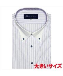 BRICKHOUSE/ワイシャツ 半袖 形態安定 ボタンダウン  3L・4L メンズ/503376689